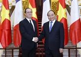 L'année 2018 sera une année marquante dans les relations Vietnam - France