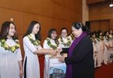 Des prix pour récompenser les meilleurs étudiants scientifiques de 2017