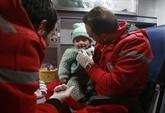 Suite attendue des évacuations médicales dans une région rebelle assiégée