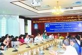 Colloque Vietnam - Laos sur la protection des valeurs culturelles traditionnelles