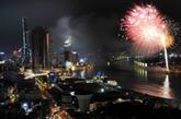 Hô Chi Minh-Ville tirera des feux d'artifice en l'honneur du Nouvel An