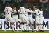 Marseille laisse la 2e place à Lyon, tension autour de l'arbitrage