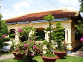 Tiên Giang développe le tourisme sur la base de la préservation de l'architecture des patrimoines