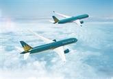 Vietnam Airlines et Bangkok Airways signent un accord de partage de code