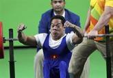 Plus de médailles pour le Vietnam aux Championnats de para haltérophilie et de para natation