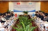 Renforcement des relations du commerce Vietnam - Kazakhstan