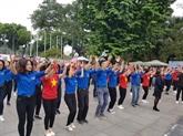 Un millier de jeunes enthousiastes à la Journée nationale des bénévoles de 2017