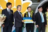 Vietnam Airlines reçoit son 200e millionième passager
