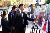 VNA et KLP organisent une expo photo sur les liens Vietnam - Laos