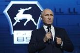 Dopage : la Russie ne boycottera pas les JO d'hiver 2018