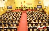Hanoi adopte des questions importantes de la ville