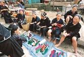 Lauthenticité du marché de Hoàng Su Phi