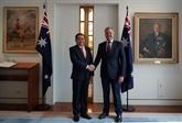 Développement des relations Vietnam - Australie
