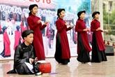 La vitalité du Hat xoan sur la terre ancestrale des rois Hùng
