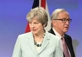 Brexit : l'UE et Londres scellent un accord, cap sur des discussions commerciales