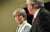 Malgré un succès sur le Brexit, Theresa May reste très fragile