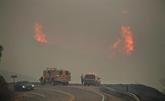 Californie : les incendies dévastateurs restent hors de contrôle