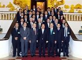 Vietnam - Japon : le PM rencontre des représentants de la Keidanren