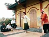 Le printemps au village de Khuốc, l'un des berceaux du chèo
