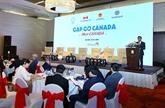 Canada et Vietnam souhaitent promouvoir leur partenariat et leur coopération