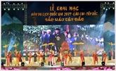 Lancement de l'Année touristique nationale 2017 Lào Cai - Tây Bac