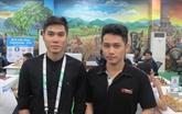Deux joueurs vietnamiens au Festival international d'échecs