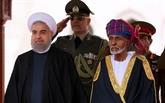 Le président iranien Rohani dans le Golfe pour lever les