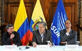Premier accord du dialogue de paix entre Colombie et ELN