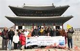 La République de Corée courtise les touristes vietnamiens