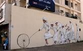L'art urbain veut transformer Dubaï en musée à ciel ouvert