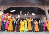 Ouverture de la Fête de la pagode Bai Dinh à Ninh Binh