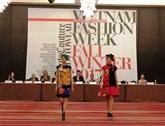 Hanoï : praticité et simplicité à la Semaine de la mode automne-hiver 2017