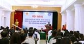 Conférence sur l'assurance sociale à Hanoï