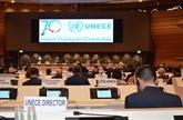 Une délégation du ministère des Communications et des Transports en Suisse