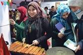 Le Vietnam à la fête culturelle Sakia en Égypte