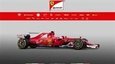 Ferrari mise sur la SF70 pour les 70 ans de la scuderia