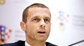 Mondial-2026: le président de l'UEFA dit à Trump de