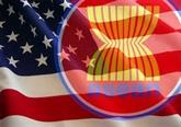 Les États-Unis créent un groupe de représentants chargé des relations avec l'ASEAN