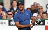 Tiger Woods abandonne à Dubaï en raison de douleurs au dos