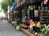Hô Chi Minh-Ville : la rue des livres crée un nouvel espace culturel