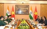 Dialogue sur la politique de défenseVietnam-Inde
