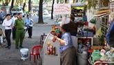 Hô Chi Minh-Ville part en guerre pour rendre les trottoirs aux piétons