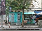 Mise en service de 250 toilettes publiques à Hanoï pour 2017