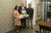 Des gardiens de l'écriture vietnamienne ancienne à l'honneur