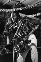 Chuck Berry, père fondateur du rock est mort