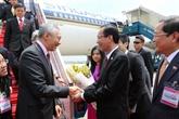 Singapour-Vietnam : la visite de Lee Hsien Loong resserrera les liens