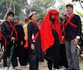 Le mariage traditionnel des Tày