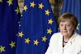 Allemagne : Merkel requinquée par une victoire lors d'un scrutin test