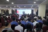L'Union de la jeunesse communiste Hô Chi Minh fête ses 86 ans en Russie