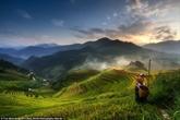 Une photo de Mù Cang Chai primée à l'international